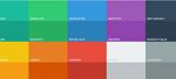 目前來說,現在的扁平化設計的流行配色方案,武漢網站建設公司,武漢網站制作,武漢網站設計,武漢網絡公司,武漢軟件開發